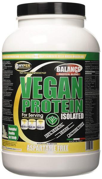 frullato proteico vegano
