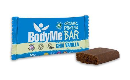 snack proteico vegano