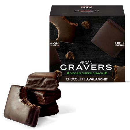 vegan protein cravers